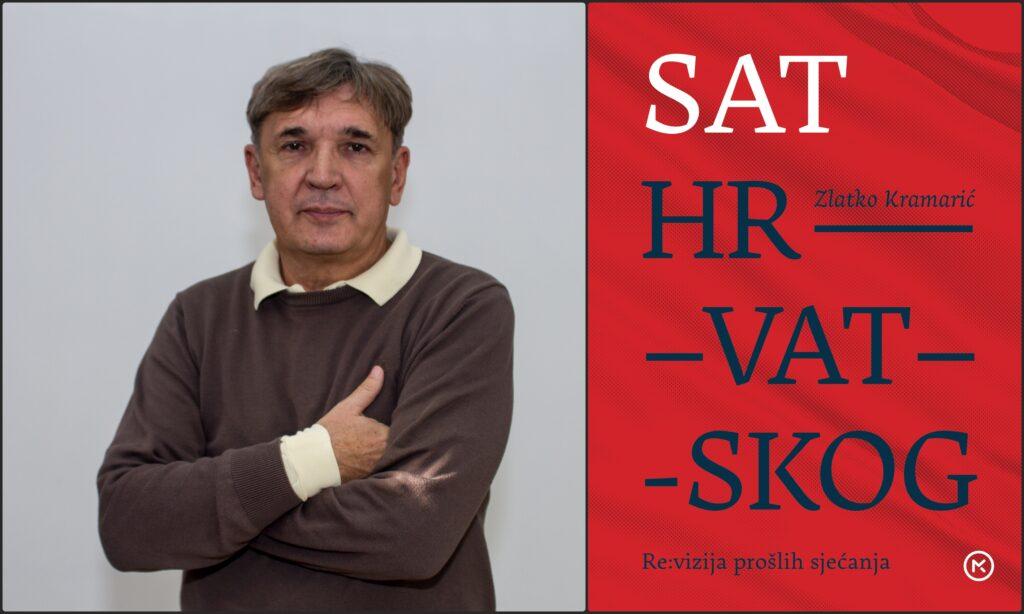 prof. dr. sc. Zlatko Kramarić za knjigu Sat hrvatskog