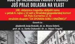 Akademik JOSIP BRATULIĆ: